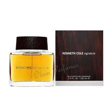Kenneth Cole Signature For Men Eau De Toilette Spray 3.4oz 100ml * New In Box