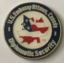 DSS Diplomatic Security USEMB Ottawa Canada Engineering Service THE EH' TEAM