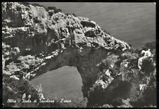cartolina OLBIA isola di tavolara-l'arco