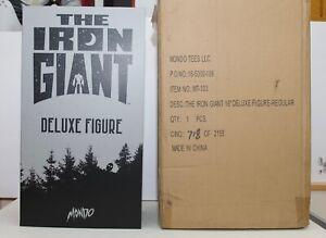 "THE IRON GIANT Mondo Deluxe figure 16"" version"