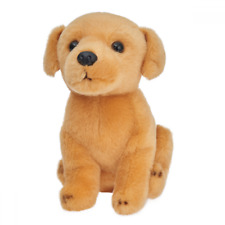 Cuddlimals Cute Channing Labrador Dog Plush Puppy Toy 15cm Sweet Kids Gift