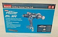 Makita Gph01z 40v Max Xgt Brushless Cordless 12 Hammer Driver Drill Nib