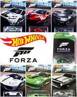 Hot Wheels 2017 FORZA Lot Series Diecast Metal Toy Car 1:64 *AIR MAIL*