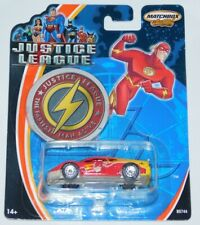 MATCHBOX COLLECTIBLES JUSTICE LEAGUE FLASH FASTEST MAN ON ALIVE