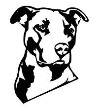 Bull Terrier vinyl car Decal / Sticker