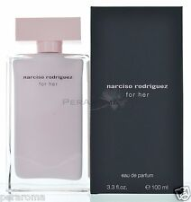 For Her by Narciso Rodriguez  Eau De Parfum  3.3 oz 100ml