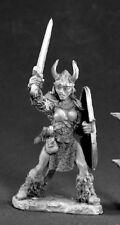 Ingrid Viking Warrior Reaper Miniatures Dark Heaven Legends Fighter Barbarian