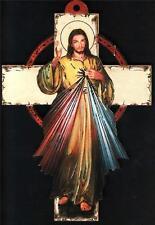 JESUS MISERICORDIA CROSS PICTURE HOME INTERIOR DECOR