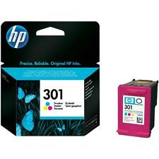 Genuine HP 301 Ink Cartridge Colour for HP DeskJet 1050A 1010 1000 eAll in One