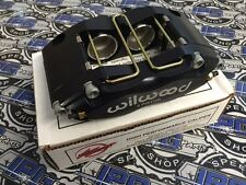 Wilwood Dynapro 4 Piston Radial Mount Brake Caliper 120-8542 Anodized Black