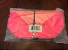 Victoria's Secret Travel Sling Backpack Beach Tote Bag Gym Yoga Peach Orange NWT