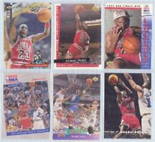 1 CARD MICHAEL JORDAN 1993-94 TOPPS STADIUM CLUB Card #169 BULLS bottom right L1