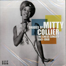 """SHADES OF MITTY COLLIER  """"THE CHESS  SINGLES 1961-1968""""  CD"""