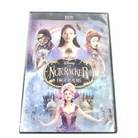 THE NUTCRACKER AND THE FOUR REALMS DVD Ex Rental