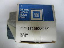 90-91 Chevrolet Astro GMC Safari Blue Hood Tape Stripe NOS 15627057