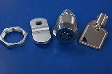 10 Pcs  Top Pannel Lock & Key.For Wascomat W74,W124,W184  # 080317