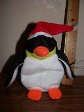 "Ty Beanie Penguin ""Zero""- L@@K-C@@L & Cute! NWT Free Fast Ship!"