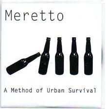 (426H) Meretto, A Method of Urban Survival - DJ CD