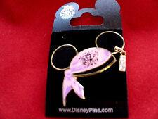 Disney * MICKEY EARS PIRATE PRINCESS HAT * New on Card Trading Pin w/ Dangle