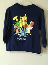 Kids Pokémon shirt size S (blue) 0318*5