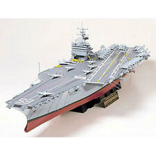 TAMIYA 78007 USS Enterprise Aircraft Carrier 1:350 Ship Model Kit