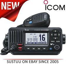 ICOM IC-M423G FISSA CLASSE D VHF DSC con incorporato GPS Supporto Marrine RADIO