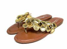 livia-57 New Y-Strap Cute Sandals Flip Flops Slip On Floral Party Women's Shoes