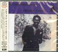 FREDDY COLE-THE COLE NOBODY KNOWS-JAPAN CD Ltd/Ed C65