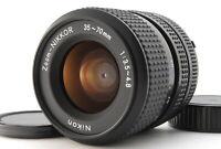 Nikon Lens Ai-s Zoom-NIKKOR 35-70mm f3.5-4.8  MF F mount Zoom lens made in JAPAN