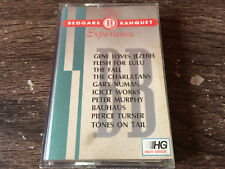 VARIOUS ARTISTS - The Beggars Banquet Experience CASSETTE / Philippines
