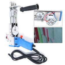 New listing Electric Carpet Tufting Gun Loop Pile Carpet Weaving Braid Flocking Machine Us