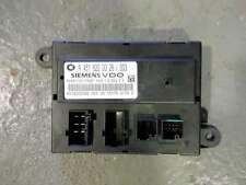 Smart COCHE FORTWO 451 Cierre Centralizado Módulo De Control ECU Siemens A4518200026