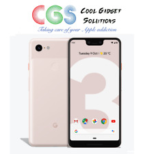"Google Pixel 3 XL (6.3"") 64GB Not Pink - International Unlocked Australian Stock"