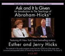 Ask And It Is Given: An Introduction to The Teachings of Abraham - Hicks® (Law o