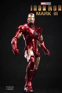 ZD Toys Marvel Avengers: Endgame Iron Man MK3 Mark III Licensed 7″ Action Figure