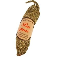 Pur Pork Saucisson with Herb de Prevance from the French Alpes 210g