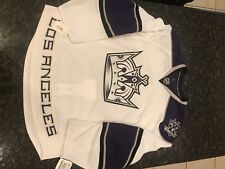 LA Kings Throwback Team Issued Jersey (Brand New)