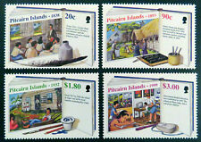1999 Pitcairn Islands Stamps - History of Local Education - Set of 4 MNH