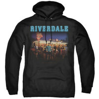 RIVERDALE UP AT POPS Licensed Adult Hooded and Crewneck Sweatshirt SM-5XL