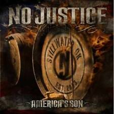 America's Son [Digipak] * by No Justice (CD, Dec-2012, Smith Music Group) New