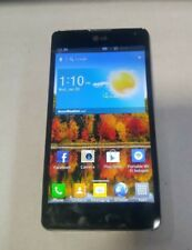 LG Optimus G 32GB(E973) Black - Telus- Good Condition- Fully Functional