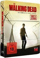 THE WALKING DEAD, Staffel 4 (5 Blu-ray Discs) Jumbo-Steelbook NEU+OVP