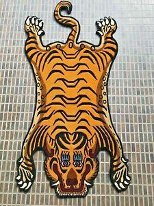 Tibetan  Tiger Medium skin Rug