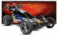 Traxxas 1/10th Scale Bandit VXL Clear Body  TRA2417
