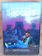 THE SECRET OF MY SUCCESS MICHAEL J FOX M R4 SEALED