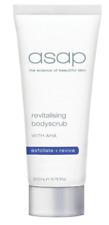 ASAP Revitalising Bodyscrub 200ml Smooth Polish Tone And Revitalise Skin New