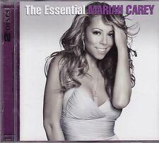 THE ESSENTIAL MARIAH CAREY - 2 CD'S - NEW