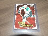 2016/17 UD Hockey Series 1 Goalie Nightmares Jamie Benn GN-10