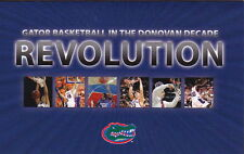 2005-06 UNIVERSITY OF FLORIDA GATORS MEN'S BASKETBALL POCKET SCHEDULE
