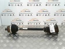 AUDI A4 B6 Left Passenger Driveshaft 1.8 Petrol Manual 8E0407271AT